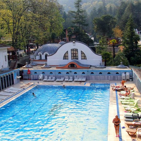 Thermal Tourism in Turkey